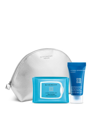 Main View - Click To Enlarge - Givenchy Beauty - Hydra Sparkling Sheet Mask Set
