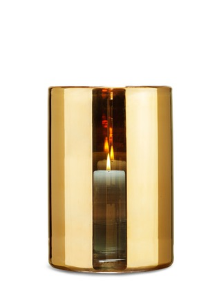 Main View - Click To Enlarge - SKOGSBERG & SMART - Hurricane large glass lamp - Gold