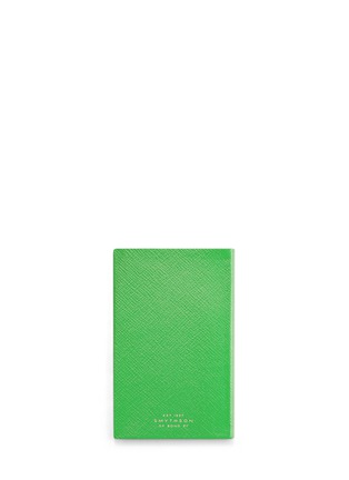 Figure View - Click To Enlarge - SMYTHSON - 'Inspirations And Ideas' pocket notebook