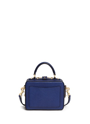 Back View - Click To Enlarge - Dolce & Gabbana - 'Dolce Soft' drummed calfskin leather bag