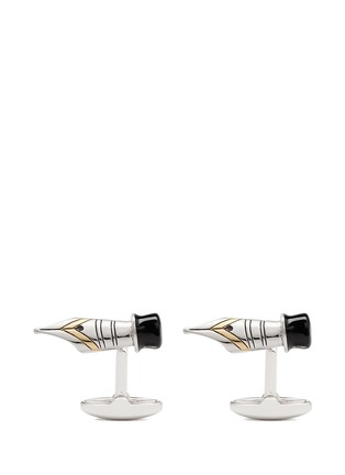 Main View - Click To Enlarge - Paul Smith - Pen nib cufflinks