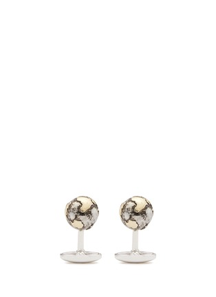 Main View - Click To Enlarge - Paul Smith - Globe cufflinks
