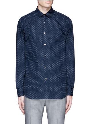 Main View - Click To Enlarge - Paul Smith - Paisley print cotton shirt