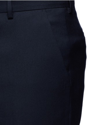 Detail View - Click To Enlarge - Paul Smith - Wool travel pants