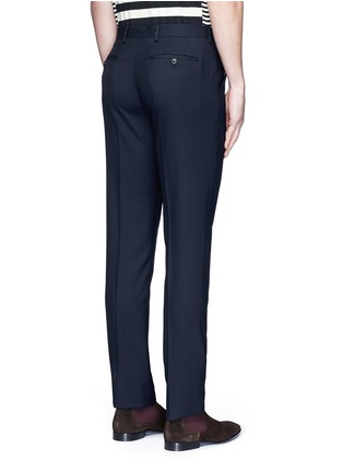 Back View - Click To Enlarge - Paul Smith - Wool travel pants