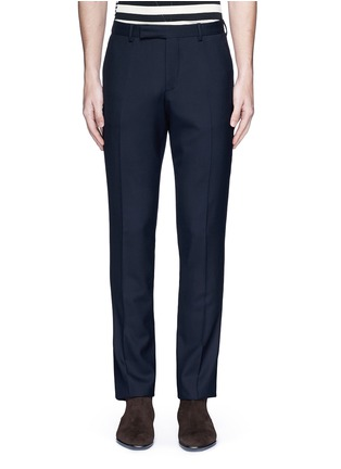 Main View - Click To Enlarge - Paul Smith - Wool travel pants