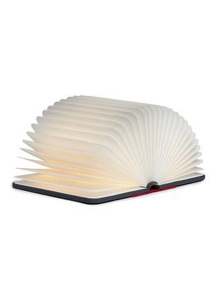 - Lumio - Mini Lumio+ folding book lamp –Gray/Red