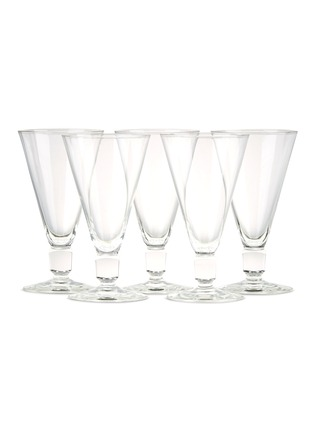Main View - Click To Enlarge - Authentiques - Vintage cocktail glass set