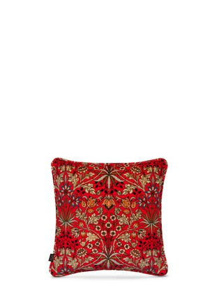 Main View - Click To Enlarge - House of Hackney - Hyacinth large cotton velvet cushion
