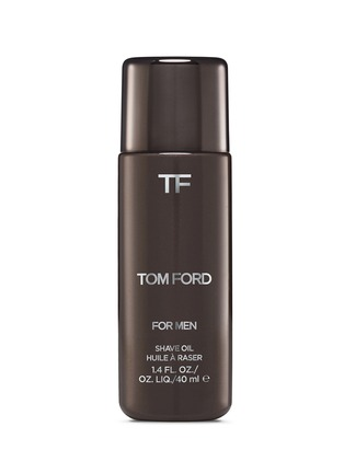 Main View - Click To Enlarge - Tom Ford Beauty - For Men Shave Oil 40ml