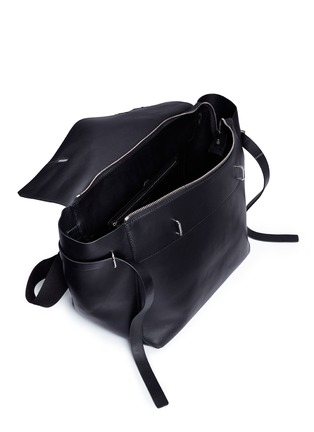 Detail View - Click To Enlarge - 3.1 Phillip Lim - 'Honor' top handle leather bag