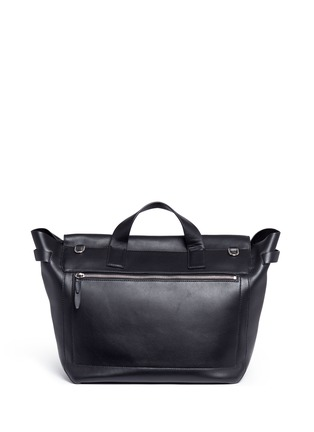 Back View - Click To Enlarge - 3.1 Phillip Lim - 'Honor' top handle leather bag