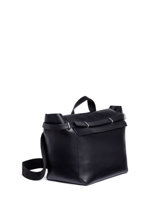 Front View - Click To Enlarge - 3.1 Phillip Lim - 'Honor' top handle leather bag