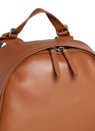 Detail View - Click To Enlarge - 3.1 Phillip Lim - '31 Hour' leather backpack