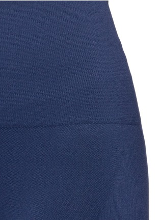 Detail View - Click To Enlarge - LNDR - 'Eleven' circular knit performance leggings