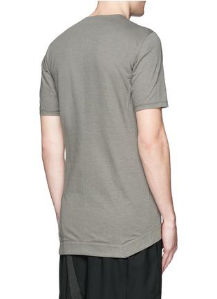 Back View - Click To Enlarge - DEVOA - Tech jersey T-shirt
