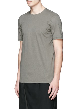 Front View - Click To Enlarge - DEVOA - Tech jersey T-shirt