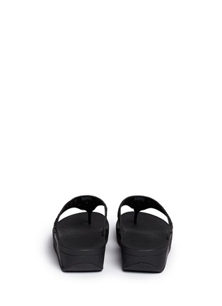 Back View - Click To Enlarge - Fitflop -