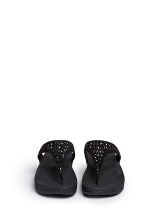 Front View - Click To Enlarge - Fitflop -