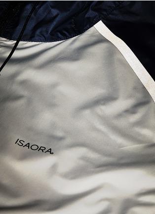Detail View - Click To Enlarge - Isaora - 'XYTLITE' running windbreaker jacket