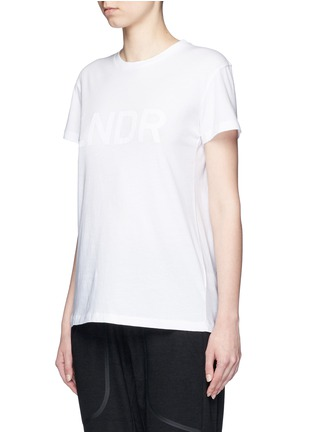 Front View - Click To Enlarge - 72883 - 'Classic' organic cotton jersey T-shirt