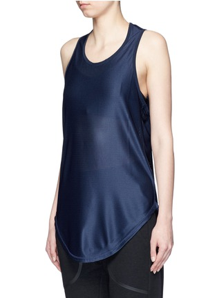 Front View - Click To Enlarge - LNDR - 'Dante' Coolmax™ performance mesh tank top