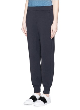 Front View - Click To Enlarge - LNDR - 'Chill' stretch knit pants