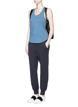 Figure View - Click To Enlarge - LNDR - 'Chill' stretch knit pants