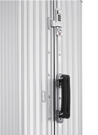 Detail View - Click To Enlarge - RIMOWA - Classic Flight Multiwheel® (Silver, 104-litre)