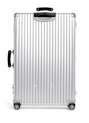Back View - Click To Enlarge - RIMOWA - Classic Flight Multiwheel® (Silver, 104-litre)