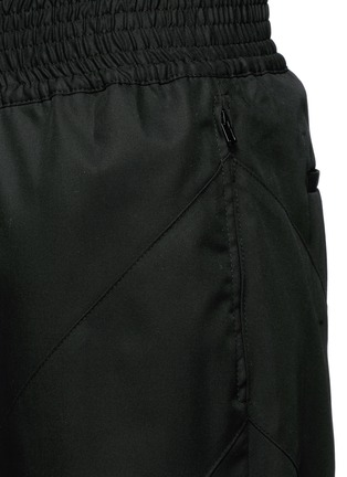 Detail View - Click To Enlarge - Givenchy - Panelled jogging pants