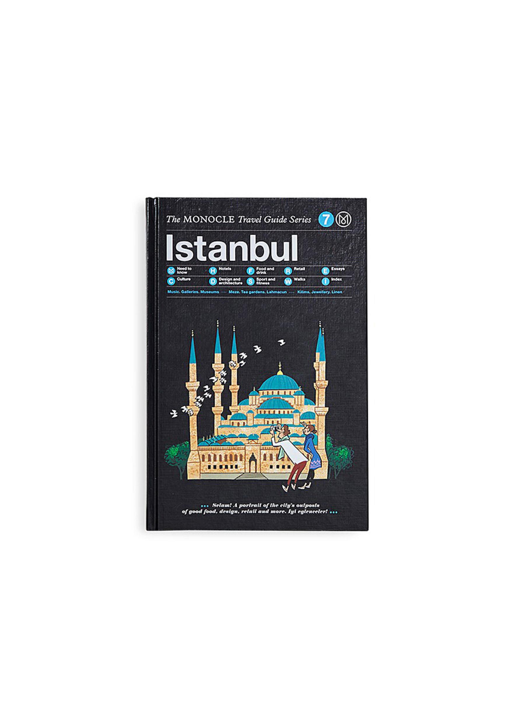 Travel Guide: Istanbul
