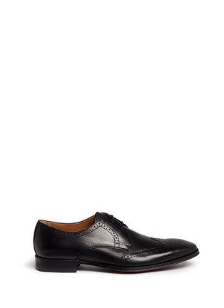 Main View - Click To Enlarge - Rolando Sturlini - 'Alameda' brogue leather Derbies