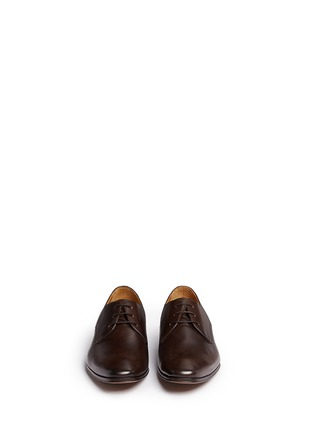 Front View - Click To Enlarge - Rolando Sturlini - 'Alameda' leather Derbies