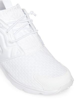 Detail View - Click To Enlarge - Reebok - 'Furylite' mesh knit sneakers