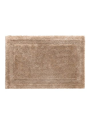 Main View - Click To Enlarge - Abyss - Super Pile small reversible bath mat — Taupe