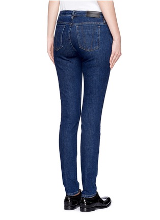 Back View - Click To Enlarge - VICTORIA, VICTORIA BECKHAM - 'VB1 Superskinny' jeans