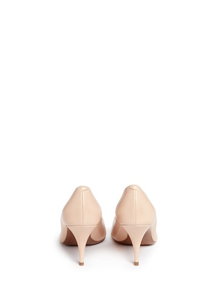 Back View - Click To Enlarge - TABITHA SIMMONS - Hayden leather pumps