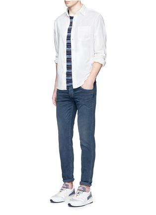 Figure View - Click To Enlarge - Alex Mill - 'Shore' patch pocket cotton shirt