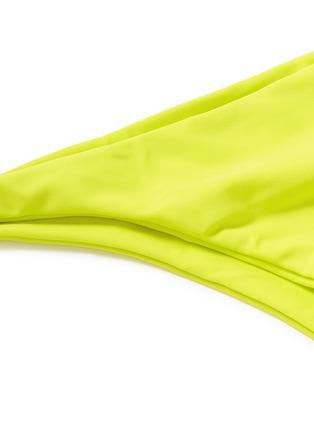 Detail View - Click To Enlarge - Mikoh - 'Miyako' solid bikini bottoms