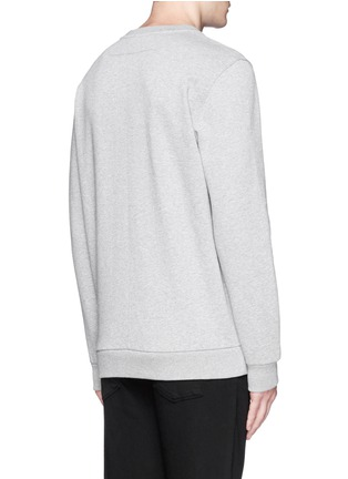 Back View - Click To Enlarge - Givenchy - Monkey print sweatshirt