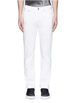 Detail View - Click To Enlarge - Givenchy - Slim fit jeans