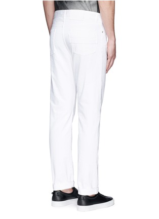 Back View - Click To Enlarge - Givenchy - Slim fit jeans