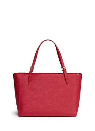 Back View - Click To Enlarge - Tory Burch - York' buckle tote