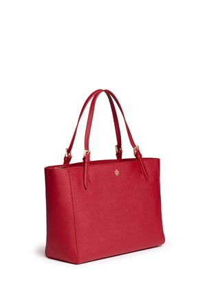 Front View - Click To Enlarge - Tory Burch - York' buckle tote
