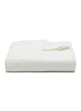 Main View - Click To Enlarge - SOCIETY LIMONTA - Rem King Size Flat Sheet – White
