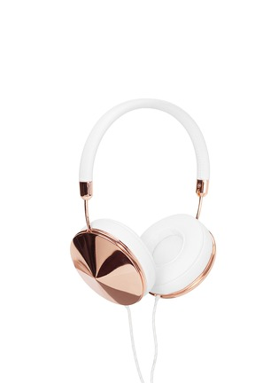 Main View - Click To Enlarge - FRENDS - Taylor Rose Gold Over-Ear Headphones