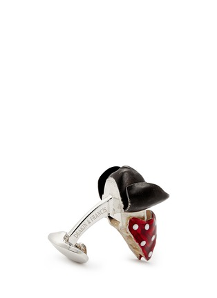 Detail View - Click To Enlarge - Deakin & Francis  - Asymmetric pirate and cowboy cufflinks