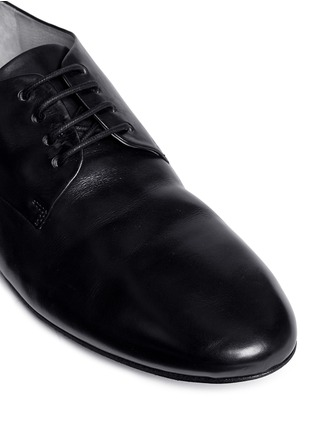 Detail View - Click To Enlarge - Marsèll - 'Sassello' smooth leather Derbies