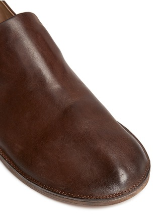 Detail View - Click To Enlarge - Marsèll - 'Marsacco' leather slip-ons